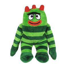 "Yo Gabba Gabba Plush - Brobee - JazWares, Inc - Toys ""R"" Us"
