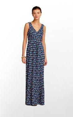 Sloane Dress - lilly