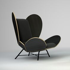 FREE WING LOUNGE CHAIR design rjw elsinga 2014