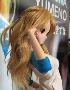 Kizuna Yumeno Smart Doll by konosukyoko