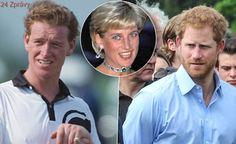 Milenec Lady Diany James Hewitt: Je Harry jeho syn?! Ta podoba musí v Charlesovi hlodat...