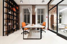 Meble biurowe #furniture #office #interiors #meble #biuro #wnętrza #projektowanie