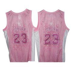 b22dd6c9d67 Buy Michael Jordan Swingman In Pink Adidas NBA Chicago Bulls Fashion Womens  Jersey Super Deals from Reliable Michael Jordan Swingman In Pink Adidas NBA  ...