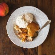 Peach Cobbler Recipe | Garden and Gun