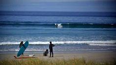Viaje desde Burrifornia y Onda hacia Galicia  - Festival Longboard Malpica de Bergantiños y el paraíso - Julio 2013