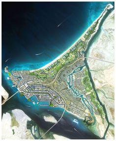 Saadiyat Island Master Plan