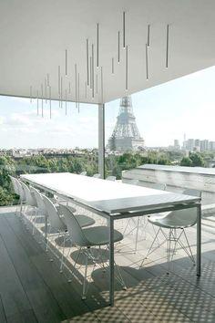 Outdoor design - Nomiya Temporary Restaurant by Pascal Grasso - Paris
