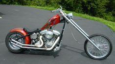 Custom Built Harley Davidson Screaming Eagle Chopper Show Bike for ...
