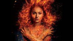 Jean Grey, Dark Phoenix, X-Men Dark Phoenix, 2018 filme, Sophie Turner Charles Xavier, Nicholas Hoult, Dark Phoenix, Phoenix Force, James Mcavoy, Evan Peters, Jean Grey, Michael Fassbender, Animes Online