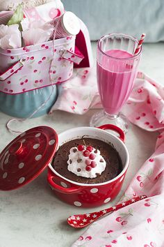 Como hacer un Mug Cake de chocolate perfecto - Megasilvita