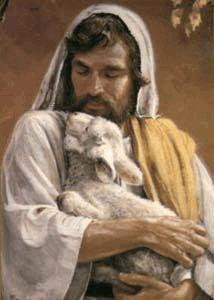The Good Shepherd - Jesus Christ