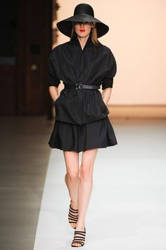 Spring 2013 Ready-to-Wear  Martin Grant.