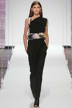 Creative job, wear this outfit to the office. Christian Dior - Pre SPRING/SUMMER 2015 READY-TO-WEAR