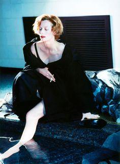 Tilda Swinton by Sophie Delaporte for Interview