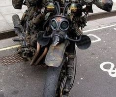 Motorcycle. motorcycle