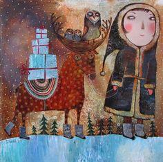 Анна Силивончик - Так вот ты какой - северный олень!