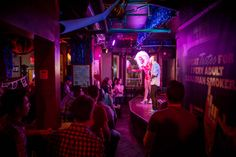 The Beaver is much more than just a cafe, brunch spot, or bar. It's a community hub where locals regularly gather for themed karaoke, drag nights and a general vibe of acceptance. Gay, Lesbian, Queens Bar, Drag Queens, Young Vic, Rainbow Bar, Toronto Photography, Surfer Boys, Winter