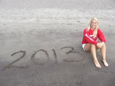 class of 2013....senior picture ideas....beach...in the sand...go warriors...