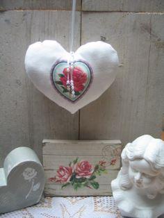 Romantisch stoffen hart