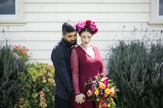 Fiesta Wedding // Sk
