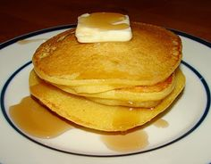 Nummy Kitchen: Johnny Cakes -- Early American Cornmeal Pancakes