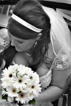 #gerbera daisy wedding gerbera bouquet