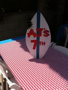 """Photo 27 of 41: Jaws / Birthday """"AJ's Jaws B-Day party!"""" 