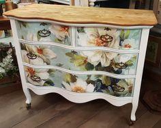 my Victorian dresser~NOW!