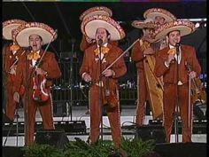 1st Mariachi Festival at Walt Disney World @ Epcot. Mariachi Los Camperos de Nati Cano