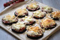 Low Carb Piccolinis - Perfekter Snack auf dem Sofa - schmeckt der ganzen Familie! Gesunde und super leckere Alternative zur Tiefkühlware!
