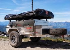On the Edge Beach Jeep, Adventure Trailers, Offroad, 4x4, Monster Trucks, Vehicles, Off Road, Car, Vehicle