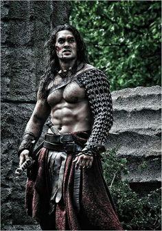 Jason Momoa, Conan