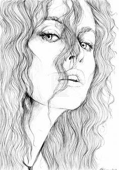 Bellatrix Lestrange by jessburnett