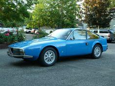 1973 Alfa Romeo Zagato Jr.