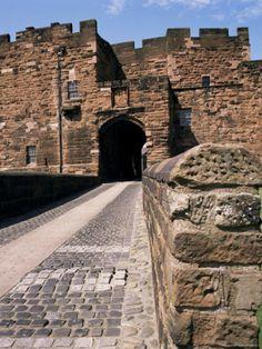 size: Photographic Print: Poster of Carlisle Castle, Carlisle by Michael Jenner : Artists Carlisle England, Carlisle Cumbria, Carlisle Castle, Carlisle Homes, English Castles, England And Scotland, City Art, Lake District, Europe