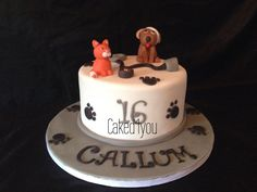 vet themed cake - Cake by Caked4you