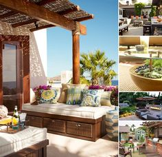 10 Functional Ideas to Decorate Your Home's Outdoor - http://www.amazinginteriordesign.com/10-functional-ideas-decorate-homes-outdoor/