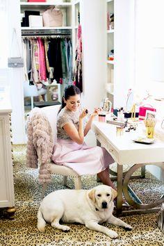 Jouer Cosmetics + Pink Peonies...