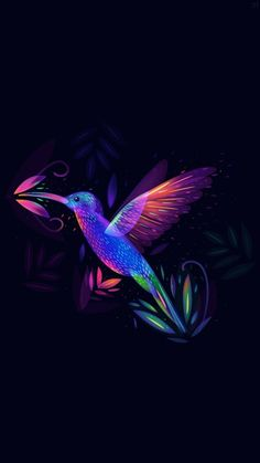 Hummingbird Wallpaper, Iphone, Decoration, Spiderman, Glow, Shapes, Superhero, Fictional Characters, Design