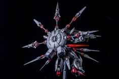 Painted Build: DA MG 1/100 Providence Gundam - Gundam Kits Collection News and Reviews Providence Gundam, Facebook Features, Custom Paint Jobs, Gundam Model, Models, News, Building, Collection, Dioramas