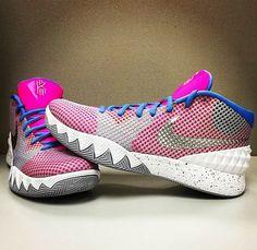 Nike ID Kyrie1 basketball bmj