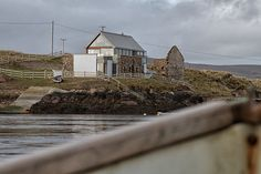 Banks House, Modern Barn, Donegal, Belfast, Northern Ireland, Beach House, Restoration, New Homes, Architecture