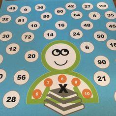 'Tafelmep' kleed 6 t/m10 School, Kids Rugs, Character, Kid Friendly Rugs, Schools, Nursery Rugs