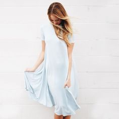 When a dress is this good you have to share! Grab this pretty before she's gone! $28