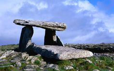 Pouhabrone Dolmen, Ireland  Limestone plateau of Pouhabrone Dolmen, Lower Shannon.  Lonely Planet Media    Oliver Strewe Lonely Planet Photographer    © Copyright Lonely Planet Images 2011