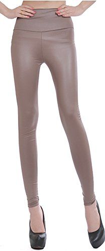 Artificial Leather, Leather Leggings, Leggings Are Not Pants, High Waist, Leather  Pants, Canvas Leather eac37fe2bc