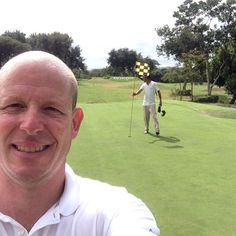 Santiago DR with best Caddy #golf #mylife #fun #mygolf #holidays #thegolfstagram #golfbroadcaster #golfcourse #golfstagram #green #travel #teamtitleist