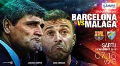Barcelona vs Malaga (Abdillah/Liputan6.com)
