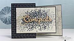 Congratulations - Sheltering Tree, Stampin Up, Chlo's Craft Closet