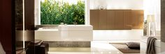 Мебель для ванных комнат Burgbad: Crono1 #hogart_art #interiordesign #design #apartment #house #bathroom #furniture #burgbad #shower #sink #bathroomfurniture #bath #mirror